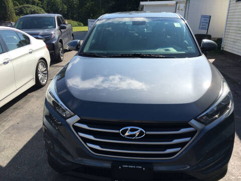 2018 Hyundai Tucson for sale at Karlins Auto Sales LLC in Saratoga Springs NY