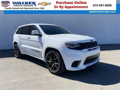 2018 Jeep Grand Cherokee for sale at WALKER CHEVROLET in Franklin TN