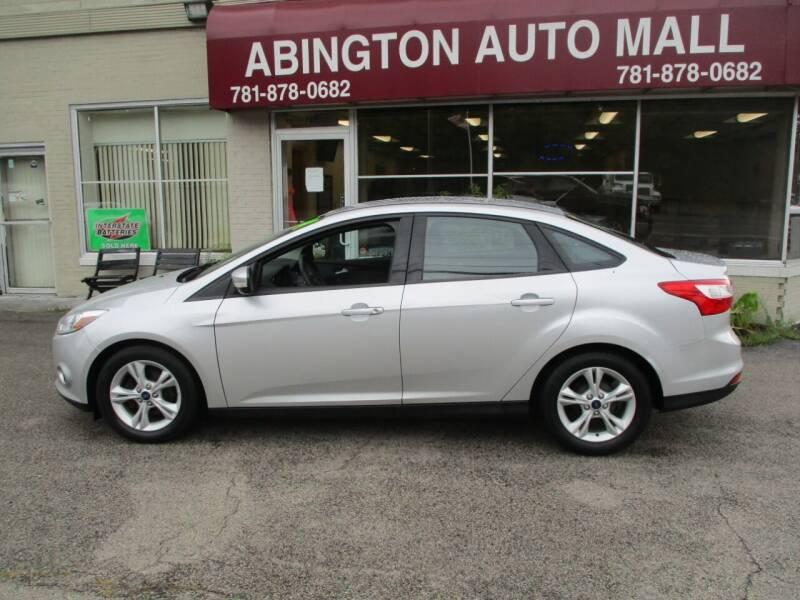 2014 Ford Focus for sale at Abington Auto Mall LLC in Abington MA