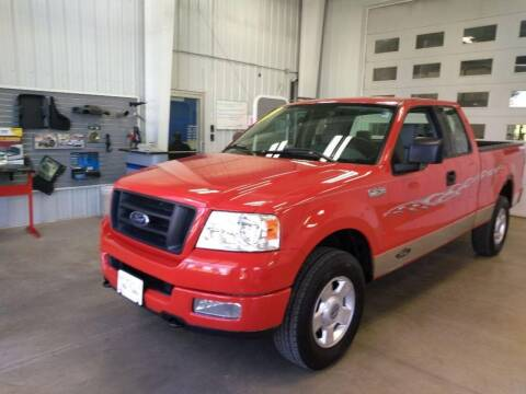 2004 Ford F-150 for sale at Paynesville Chevrolet - Buick in Paynesville MN