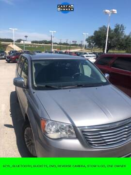 2013 Chrysler Town and Country for sale at Nissan of Boerne in Boerne TX