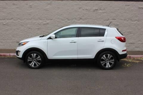 2012 Kia Sportage for sale at Al Hutchinson Auto Center in Corvallis OR