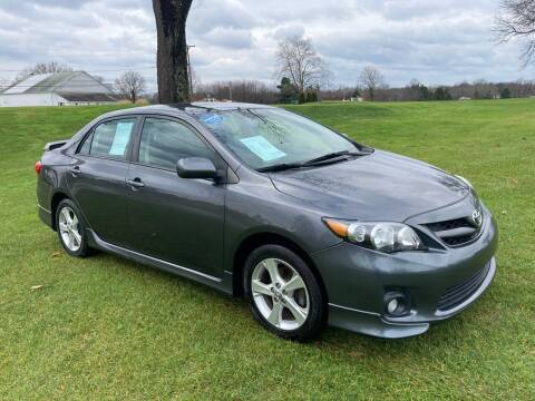2013 Toyota Corolla for sale at Good Value Cars Inc in Norristown PA