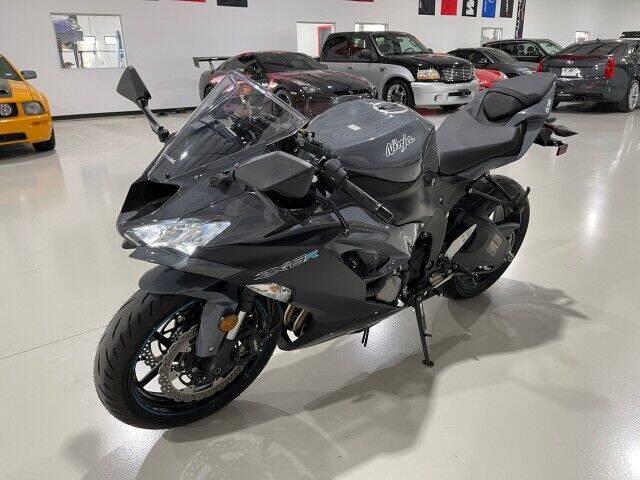 2019 Kawasaki Ninja ZX-6R for sale in Lewisville, TX