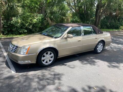 2006 Cadillac DTS for sale at AUTO IMAGE PLUS in Tampa FL