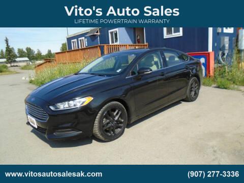 2015 Ford Fusion for sale at Vito's Auto Sales in Anchorage AK