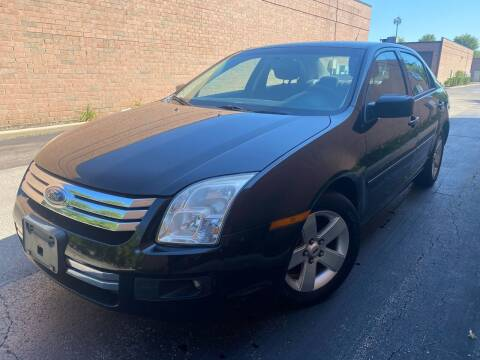 2009 Ford Fusion for sale at Auto Deals in Roselle IL