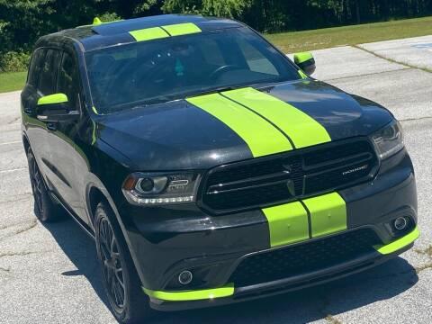 2016 Dodge Durango for sale at Top Notch Luxury Motors in Decatur GA