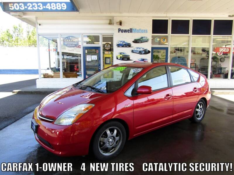 2007 Toyota Prius for sale at Powell Motors Inc in Portland OR