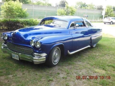 1951 Mercury Crown Princess for sale at Haggle Me Classics in Hobart IN