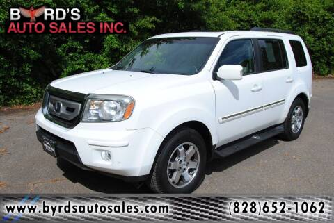 2010 Honda Pilot for sale at Byrds Auto Sales in Marion NC