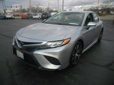2018 Toyota Camry for sale at Windsor Auto Sales in Loves Park IL