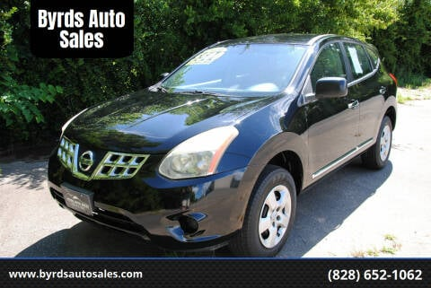 2011 Nissan Rogue for sale at Byrds Auto Sales in Marion NC