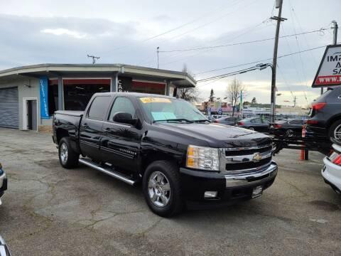 2009 Chevrolet Silverado 1500 for sale at Imports Auto Sales & Service in San Leandro CA