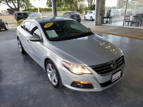 2012 Volkswagen CC for sale at Sac River Auto in Davis CA