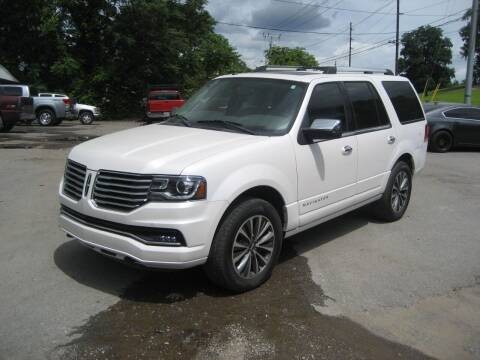 2017 Lincoln Navigator for sale at Import Auto Connection in Nashville TN