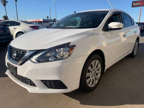 2017 Nissan Sentra for sale at Town and Country Motors in Mesa AZ