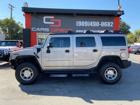 2003 HUMMER H2 for sale at Cars Direct in Ontario CA