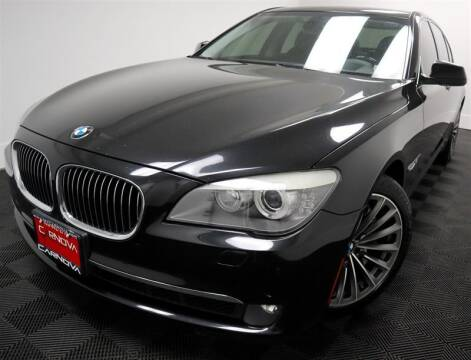 2009 BMW 7 Series for sale at CarNova in Stafford VA