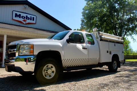 2010 Chevrolet Silverado 3500HD for sale at Show Me Used Cars in Flint MI