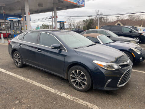 2017 Toyota Avalon for sale at Mr. Minivans Auto Sales - Priority Auto Mall in Lakewood NJ
