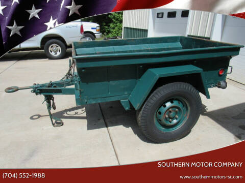 1965 Fayette M416 Military Jeep Trailer for sale at Southern Motor Company in Lancaster SC