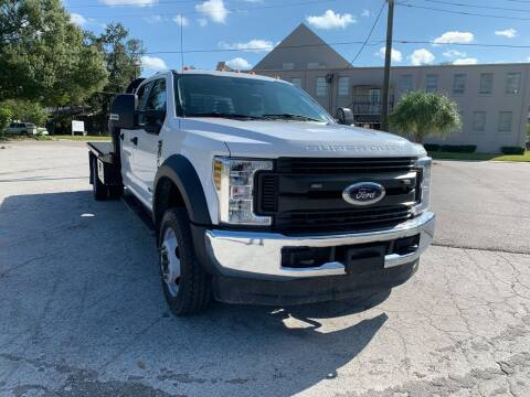 2019 Ford F-550 Super Duty for sale at Consumer Auto Credit in Tampa FL