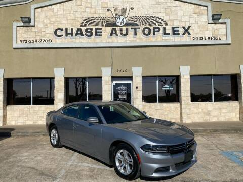 2017 Dodge Charger for sale at CHASE AUTOPLEX in Lancaster TX