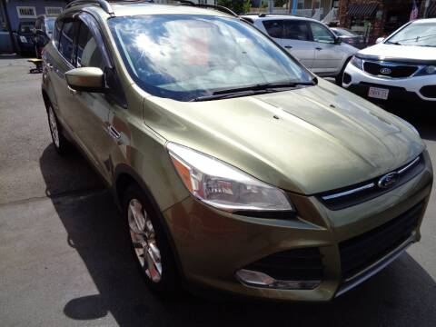 2013 Ford Escape for sale at Best Choice Auto Sales Inc in New Bedford MA