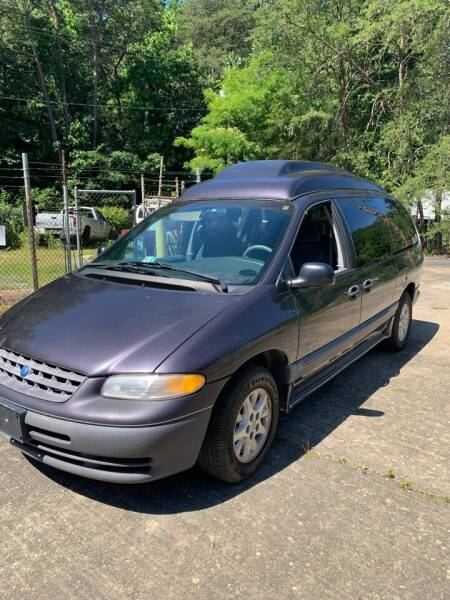 1996 Plymouth Grand Voyager for sale in Fredericksburg, VA