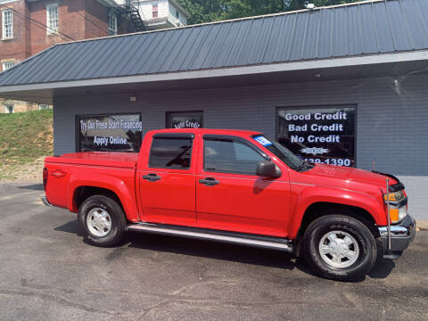 2005 Chevrolet Colorado for sale at Auto Credit Connection LLC in Uniontown PA