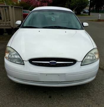2002 Ford Taurus for sale at Life Auto Sales in Tacoma WA