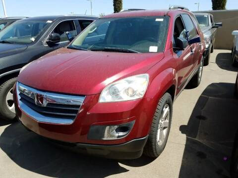 2008 Saturn Outlook for sale at MCHENRY AUTO SALES in Modesto CA