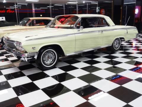 1962 Chevrolet Impala for sale at Wagner's Classic Cars in Bonner Springs KS