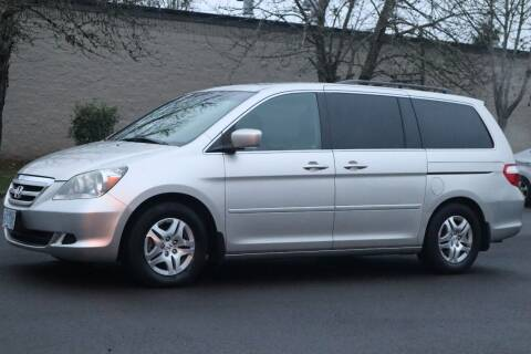 2007 Honda Odyssey for sale at Beaverton Auto Wholesale LLC in Aloha OR
