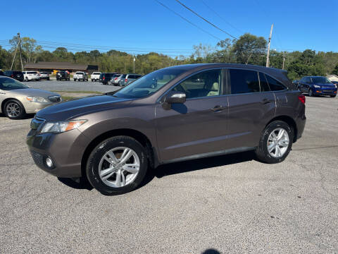 2013 Acura RDX for sale at Adairsville Auto Mart in Plainville GA