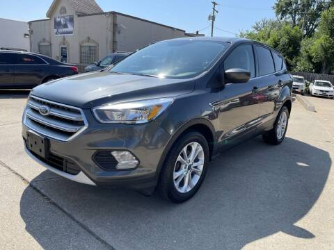 2017 Ford Escape for sale at T & G / Auto4wholesale in Parma OH