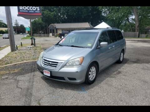 2010 Honda Odyssey for sale at Colonial Motors in Mine Hill NJ
