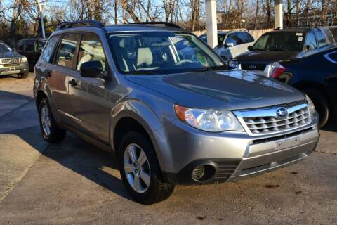 2011 Subaru Forester for sale at RODRIGUEZ MOTORS LLC in Fredericksburg VA