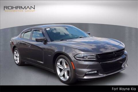 2016 Dodge Charger for sale at BOB ROHRMAN FORT WAYNE TOYOTA in Fort Wayne IN