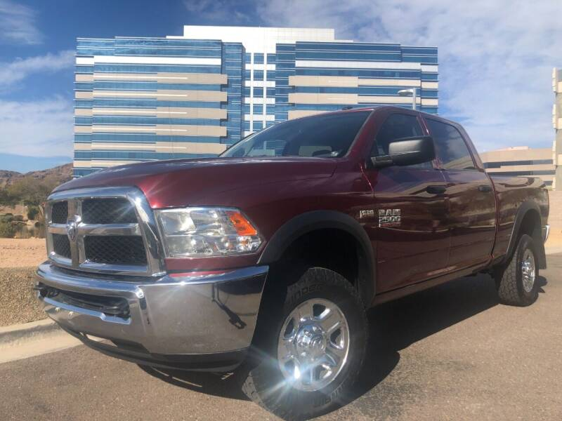 2017 RAM Ram Pickup 2500 for sale at Day & Night Truck Sales in Tempe AZ