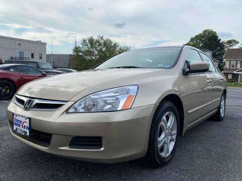 2006 Honda Accord for sale at 1NCE DRIVEN in Easton PA