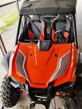 2021 Honda TALON 1000X  SXS10S2XM for sale at Irv Thomas Honda Suzuki Polaris in Corpus Christi TX