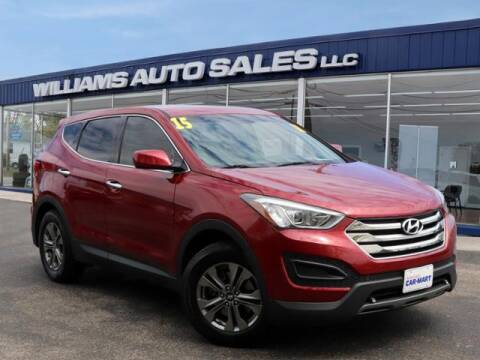 2015 Hyundai Santa Fe Sport for sale at Williams Auto Sales, LLC in Cookeville TN