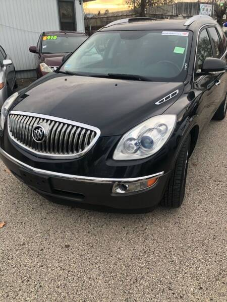 2011 Buick Enclave for sale at Z & A Auto Sales in Philadelphia PA