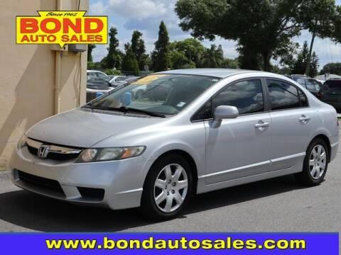2009 Honda Civic for sale at Bond Auto Sales in Saint Petersburg FL