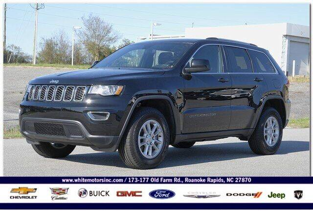 2020 Jeep Grand Cherokee for sale at WHITE MOTORS INC in Roanoke Rapids NC