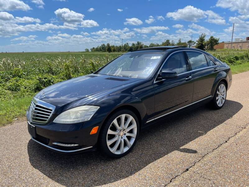 2013 Mercedes-Benz S-Class for sale at The Auto Toy Store in Robinsonville MS