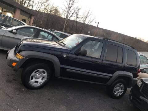 2006 Jeep Liberty for sale at Keyser Autoland llc in Scranton PA