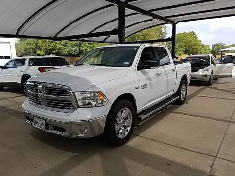 2016 RAM Ram Pickup 1500 for sale at Jerry's Buick GMC in Weatherford TX